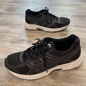 ASICS Gel Contend 4 women's black running shoe 7.5